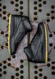 buy online 4d7ea 9d0e5 Nike Air Python  Black Gum