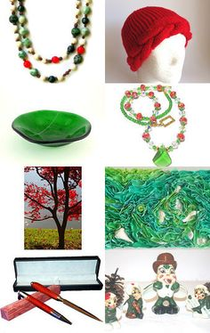 ♫ It's beginning to look a lot like Christmas ♫ by Laurie and Joe Dietrich on Etsy--Pinned with TreasuryPin.com
