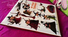 """""""Jak pokonać czarownice?"""" C. Leblanc R. Garrigue, wyd. Wilga, GW Foksal, 2014, recenzja: http://magicznyswiatksiazki.pl/?p=14353"""