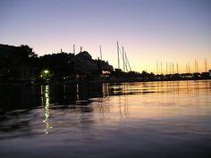 Croatian island overview