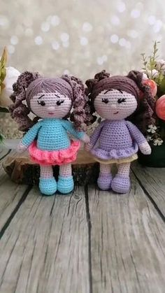 Doll Amigurumi Free Pattern, Crochet Amigurumi Free Patterns, Crochet Doll Pattern, Amigurumi Doll, Pattern Cute, Crochet Dollies, Knitted Dolls, Stuffed Toys Patterns, Crochet Projects