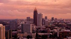A rota das compras em Atlanta