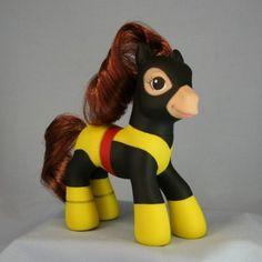 Jodi Moisan Kitty Pride My Little Pony