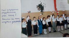 TOUCH ten obraz: Nic o nas bez nas #JuniorMedia Oliwia Nosek by WRÓBELEK