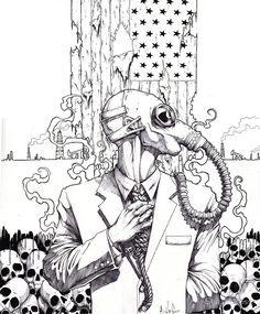 Dying the American Dream by Shawn Coss