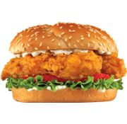 ✮ Hardees introduces three kinds of Hand-Breaded Chicken Tender Sandwiches: Original, Honey Mustard and Bacon Swiss Fast Food Items, Fast Food Menu, Crispy Chicken Burgers, Chicken Sandwich, Burger Recipes, Vegetarian Recipes, Burger World, Food Png, Breaded Chicken Tenders