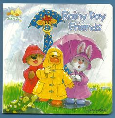 Liittle Suzy's Zoo Rainy Day Friends