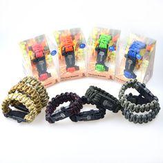 Bush Craft Inc 550 ファイアコードブレスレット (550 FireCord Bracelet) - ブッシュクラフト.jp|キャンプ用品|火おこし|たき火 -