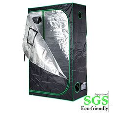 Quictent SGS Approved Eco-friendly 48 x24 x84  Reflective Mylar Hydroponic Grow  sc 1 st  Pinterest : virtual sun grow tent - memphite.com