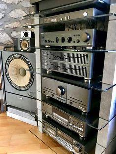 used high end audio equipment for sale – Bernd☆SGE☆… – Pierrel Bunn – Audioroom Music Recording Studio, Audio Studio, Home Theater Sound System, Home Theatre Sound, Home Audio Speakers, Audio Room, Wireless Speakers, Hifi Stereo, Hifi Audio