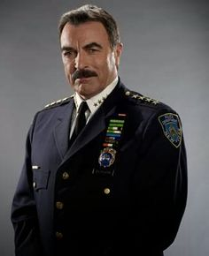 Tom Selleck in Blue Bloods, my favorite TV show