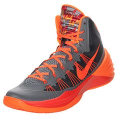 more photos a20f5 fd6c2 Men s Nike Hyperdunk 2013 Basketball Shoes   FinishLine.com   Cool  Grey Metallic Silver