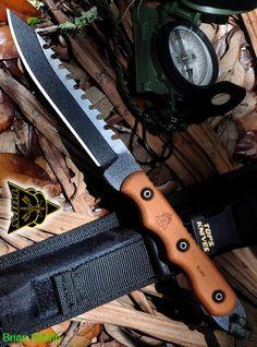 TOPS Knives Ranger Bootlegger 2 Tactical Fixed Blade Knife