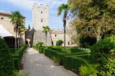 From some parts of the extensive grounds the 12th Century property was said to boast stunn...