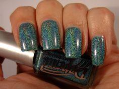 2036 Ocean Green Holographic Våren 2012