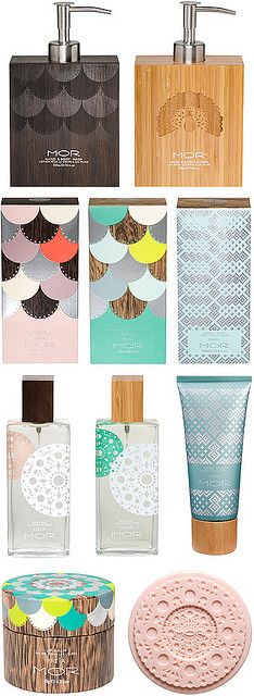 MOR COSMETICS PACKAGING mor by { designvagabond }