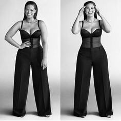 """@lanebryant #plusisequal by @cassblackbird"""