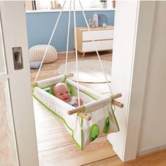 Order Baby hammock, green online - JAKO-O