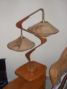 Unique Mid Century Modern Lamps