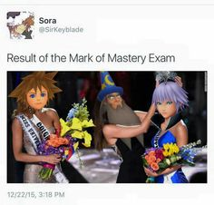 I hate how hilarious I find this. #kingdomhearts