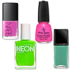 Summer Nail Trends: Day-Glo Neons http://www.instyle.com/instyle/package/summertrends/photos/0,,20598140_20597313_21162616,00.html