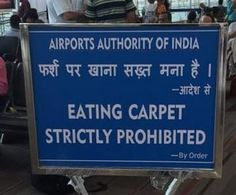 Wife cake and evil water: The perils of auto-translation - BBC News Funny Signs, Funny Memes, Hilarious, Jokes, Bad Translations, News Memes, Class Rules, Lost In Translation, Machine Translation