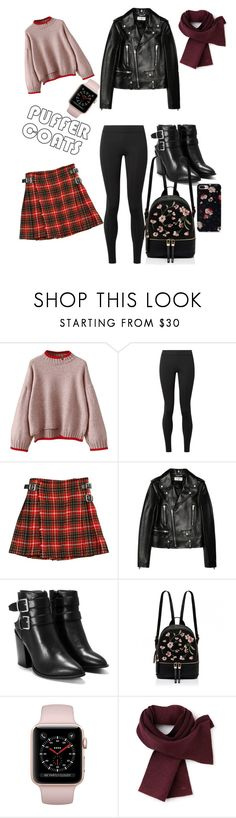 """""""stay on me 😄😄😄"""" by true-love-by-me ❤ liked on Polyvore featuring The Row, Prada, Yves Saint Laurent, Nasty Gal and Lacoste"""