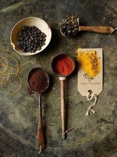 Spices... not just tastegood but powerful healers too...