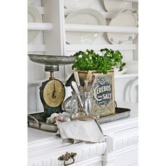 Vintage, countrystyle kitchen
