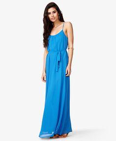 Maxi Slip Dress | FOREVER 21 - 2000027954