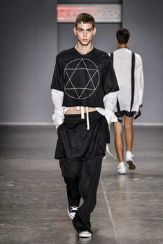 João Pimenta Runway Show - Sao Paulo Fashion Week - Male Fashion Trends