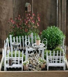 Shabby Chic Garden Kit