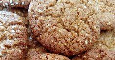 Υγιεινά Μπισκοτάκια !! Υλικά 250 γραμ ταχίνι '180 γραμ καστανή ζάχαρη Brown Crystal 1 μεγάλο αυγό 1 κουταλάκι γλυκού σόδα μαγειρικ... Krispie Treats, Rice Krispies, Banana Bread, Biscuits, Recipies, Healthy Eating, Healthy Recipes, Cookies, Desserts
