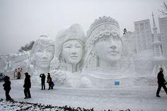 2010 Harbin China Snow Festival by Strober, via Flickr