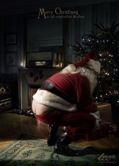 O Pai Natal Dscuidou-se