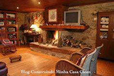 30 Casas de Campo Decoradas! Veja Dicas do Rústico Moderno!!!
