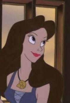 Ursula Disney, Arte Disney, Ursula Human, Disney Villains, Disney Characters, Cartoon Profile Pictures, Princesas Disney, The Little Mermaid, Cute Drawings