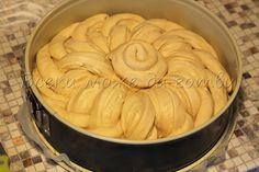 Bulgarian Bread Recipe, Bulgarian Recipes, Home Recipes, Cooking Recipes, Bunny Bread, Bread Dough Recipe, Bread Shaping, Dessert Recipes, Desserts