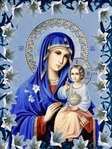 Blessed Mother Mary, Blessed Virgin Mary, Catholic Pictures, Lady Of Fatima, Happy New Year Images, Holy Rosary, Our Lady, Montfort, Madonna
