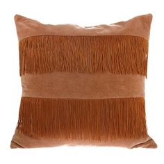 A cushion with fringes of peach/brown velvet. The velvet material adds a nice and personal look to a light and Nordic home. Contemporary Furniture, Contemporary Design, Muuto, Nordic Home, Velvet Material, Velvet Cushions, Ceramic Plates, Fringes, Diamond Pattern