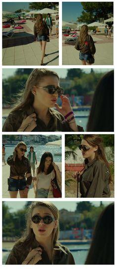 Sunglasses Women, Turkey, Women's Fashion, Celebrities, Makeup, Jackets, Hairdos, Wraps, Style