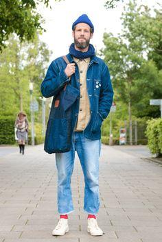 They Are Wearing: Denim Days in Amsterdam - Slideshow