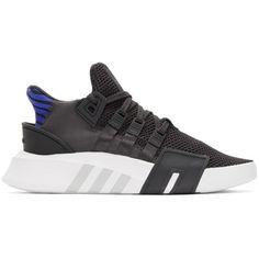 a021a582a5d  Valentines  AdoreWe  SSENSE -  adidas Originals adidas Originals Grey EQT  Bask ADV Sneakers - AdoreWe.com