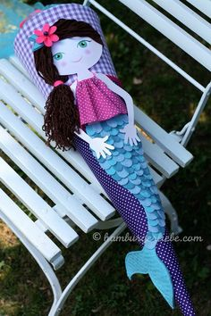 Diy And Crafts, Crafts For Kids, Arts And Crafts, Mermaid School, School Enrollment, Starting School, Au Pair, First Day Of School, Princess Party