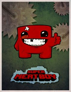 #supermeatboy #gaming
