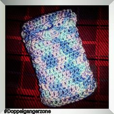 First #prototype #doppelgangerzone #phone #cover #handmade just needs a button ✌