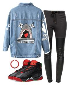 """""""The Martian #VibeLife"""" by sneakerhead1500 on Polyvore featuring Ragdoll and Chicnova Fashion"""