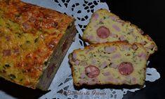 Chec aperitiv cu sunca si telemea ~ Bucataria Irinei... Banana Bread, Appetizers, Desserts, Food, Tailgate Desserts, Deserts, Appetizer, Essen, Postres