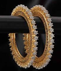 Image result for pacheli diamond bangles
