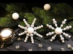 Weihnachtsdeko – Sterne basteln – super einfach – christmas decoration - YouTube